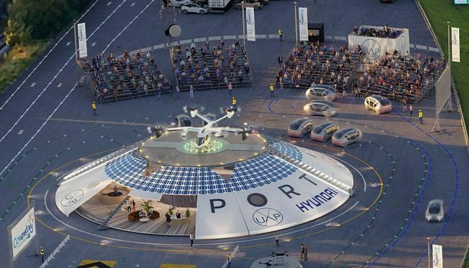 Apvienotajā Karalistē veido pasaulē pirmo ostu droniem