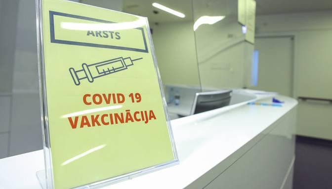 Nolemts ātrāk dot iespēju visām ārstniecības personām vakcinēties pret Covid-19