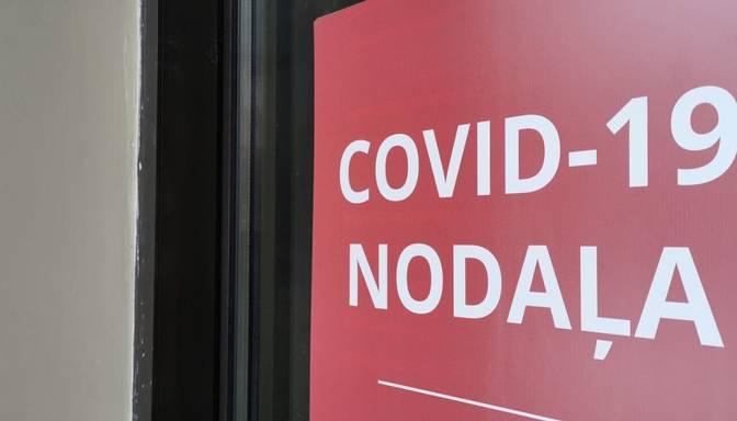 Stacionēto Covid-19 pacientu skaits atkal pārsniedz 1000