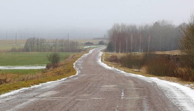 Meteorologi: Ceturtdien daudzviet gaidāmi nokrišņi un veidosies arī atkala
