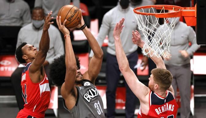 """Pārcelta arī """"Wizards"""" spēle pret """"Pistons""""; Vašingtonas komandā trešais Covid-19 gadījums"""