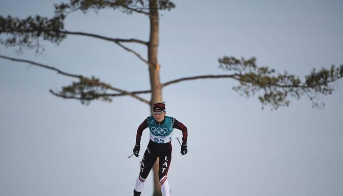 """Eidukai 26.vieta """"Tour de Ski"""" piektā posma iedzīšanā"""