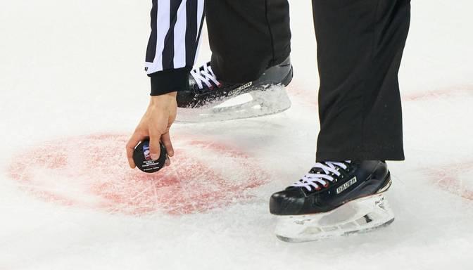 Ministre: Lietuva gatava uzņemt pasaules hokeja čempionāta spēles, kurām bija jānotiek Minskā