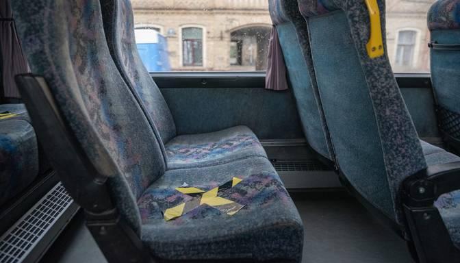 Ar Covid-19 inficējies pasažieris braucis autobusā Liepāja-Pāvilosta-Ventspils