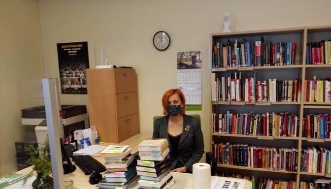 Bibliotēkas otrdien atsāks darbu un ir gatavas lasītāju pieplūdumam