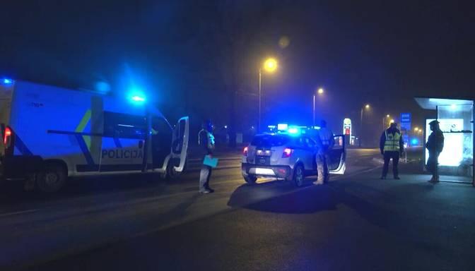 Brocēnos komandantstundā ar 1500 eiro sodīts vīrietis neplāno ievērot ierobežojumus un vilkt maskas
