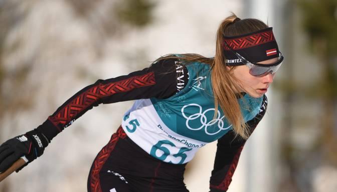"""Eiduka ar desmito vietu """"Tour de Ski"""" pēdējā posmā veic vēl vienu ierakstu Latvijas distanču slēpošanas vēsturē"""