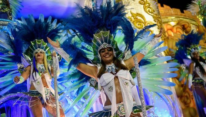 Koronavīrusa pandēmijas dēļ atcelts šī gada pasaulslavenais Riodežaneiro karnevāls