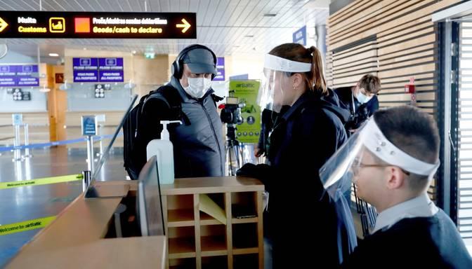 Pasažieru pārvadājumus aizliegs arī uz Apvienoto Karalisti, bet atļaus uz Nīderlandi