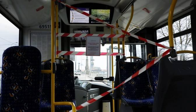 Ārkārtējās situācijas laikā atcels vairākus autobusu vakara reisus Pierīgā