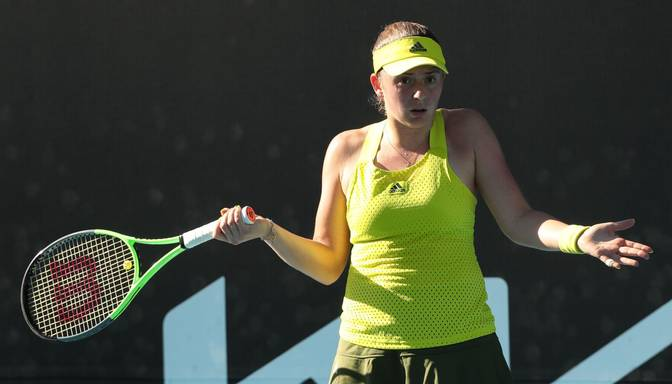 """Ostapenko izcīna uzvaru """"Australian 'Open"""" dubultspēļu turnīrā"""