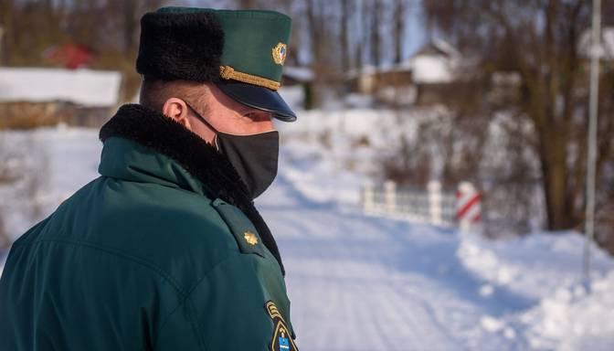 Par Covid-19 ierobežojumu pārkāpumiem robežsardze piemērojusi sodus vairāk nekā 60 000 eiro apmērā