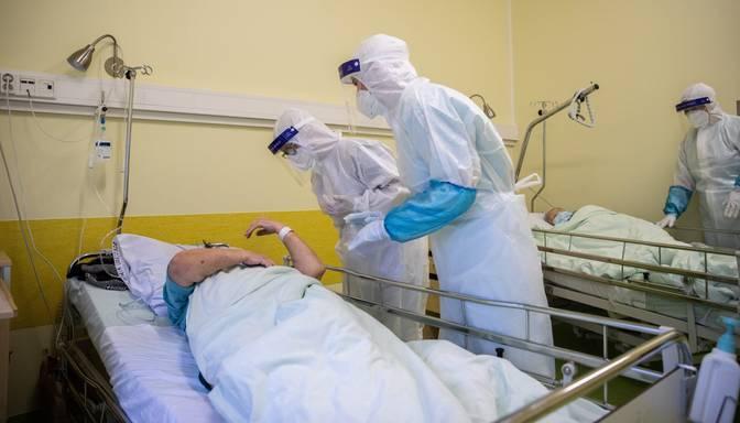 Covid-19 izplatība Baltijas valstīs: Igaunijā inficēšanās konstatēta vēl 717 cilvēkiem, bet Lietuvā – 468