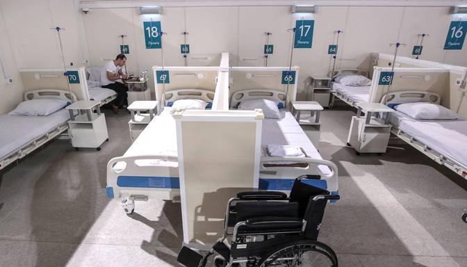 Krievijā nomiris Navaļniju pēc saindēšanas ārstējušais ārsts