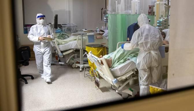 Covid-19 Baltijas valstīs: Igaunijā atklāti vēl 367 inficēšanās gadījumi, bet Lietuvā – 355