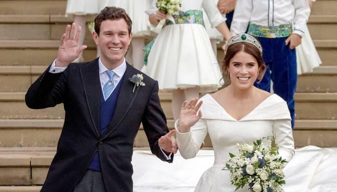 Pasaulē nācis vēl viens britu karaliskais bēbis – princeses Eiženijas dēls