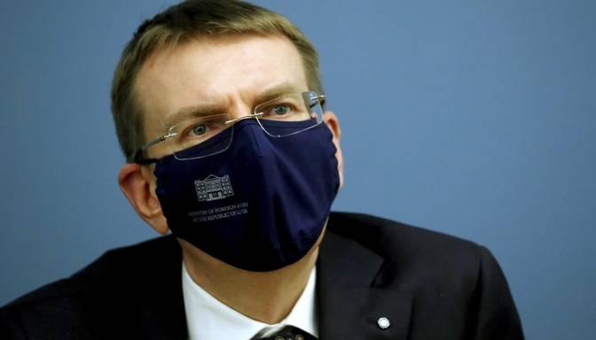 Rinkēvičs: ES jāpaplašina ierobežojošie pasākumi pret Krieviju