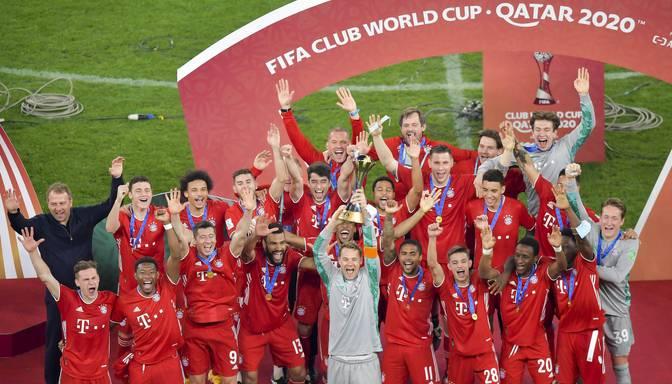 "Minhenes ""Bayern"" FIFA Klubu pasaules kausa finālā uzvar Meksikas ""Tigres"""