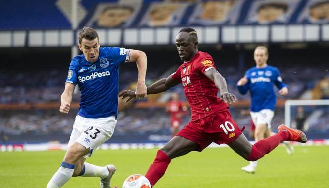"""""""Everton: Mersīsaidas derbijā centīsies sarūgtināt pamatīgā bedrē esošo """"Liverpool"""""""