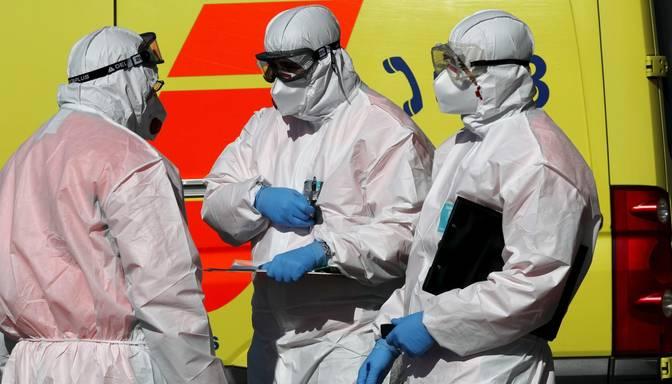 Covid-19: Latvijā atklāti 775 jauni inficēšanās gadījumi, bet 17 sasirgušie miruši