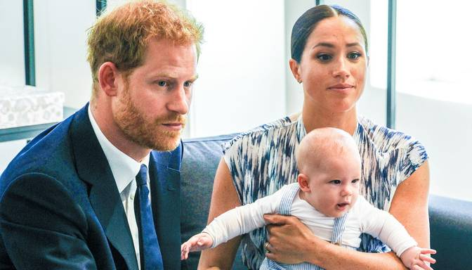 Princis Harijs ar sievu Meganu gaida otro bērnu