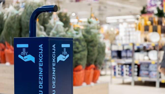"""""""Maxima"""": Pircēju paradumi ir mainījušies un drošākie pirkumi ir brīvdienās un lielformāta veikalos"""