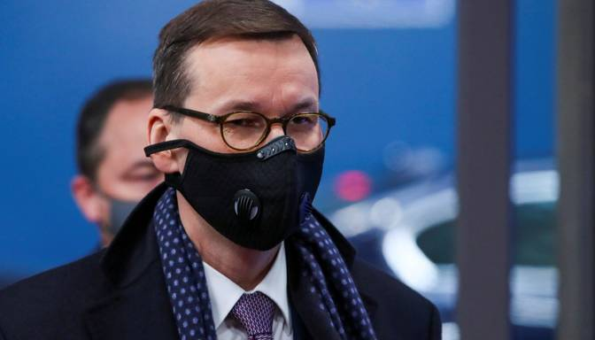 """Polijas premjers: """"Nord Stream 2"""" nav kompensācija par Otro pasaules karu"""