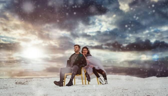 Noklausies! Rūtai Dūdumai-Ķirsei mīlas dziesma kopā Tomu Kalderauski