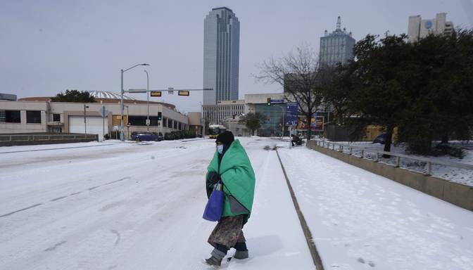 ASV sniega vētra laupījusi vairākas dzīvības