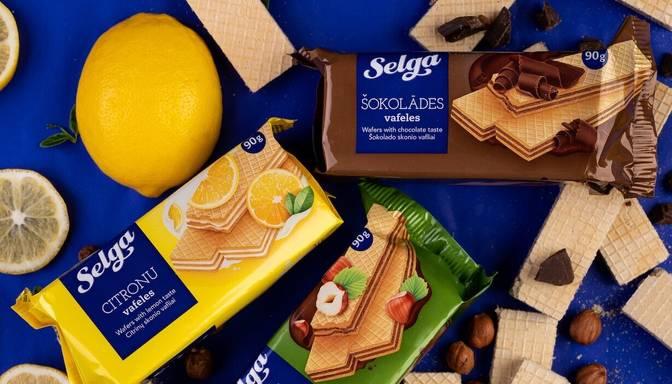 """""""Orkla Latvija"""" investē 215 000 eiro """"Selgas"""" vafeļu ražošanas attīstībā"""