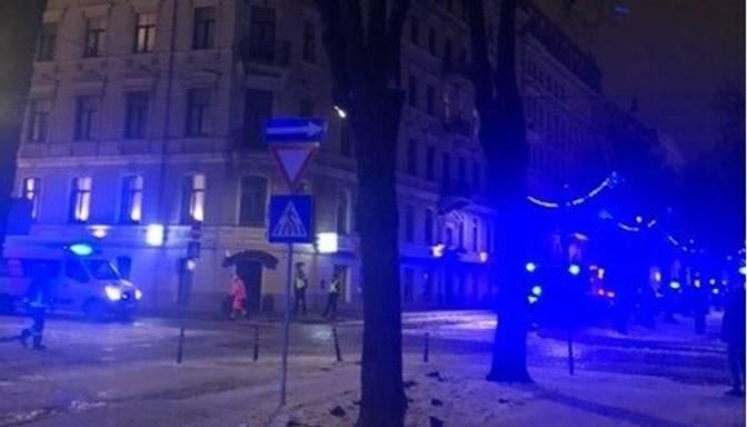 Policija atteikusies sākt kriminālprocesu par ugunsgrēku, kurā cieta deputāts Kaimiņš