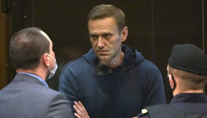 Saeima stingri nosoda Navaļnija apcietināšanu un pieprasa viņu atbrīvot bez nosacījumiem