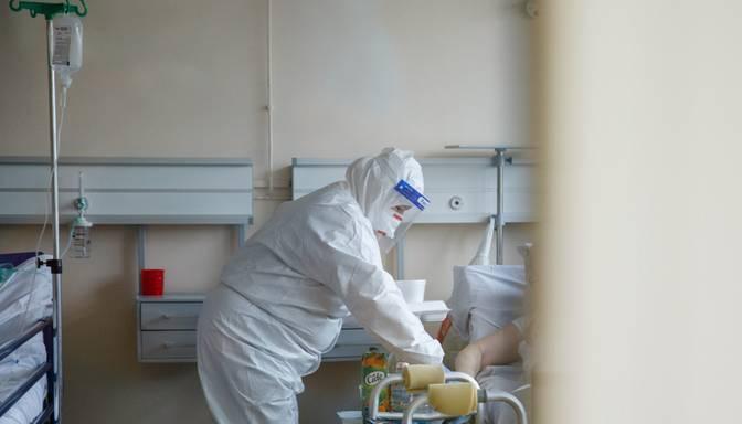 SPKC: Pērn reģistrēti 930 Covid-19 pacientu nāves gadījumi