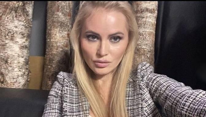 """Dana Borisova apstiprina, ka internetā """"noplūdis"""" video, kurā viņa redzama veicam seksuālas darbības"""