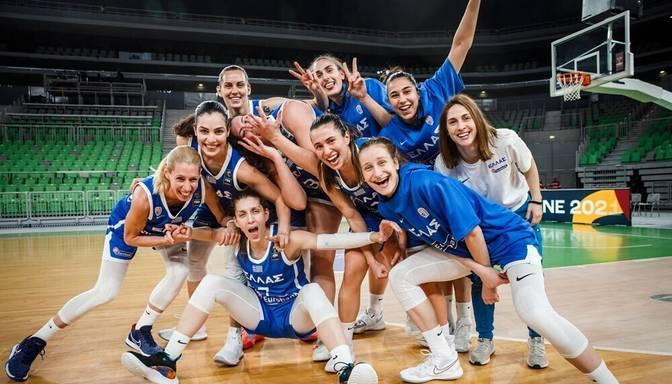 Grieķijas uzvara pār Bulgāriju atstāj Latviju bez Eiropas čempionāta
