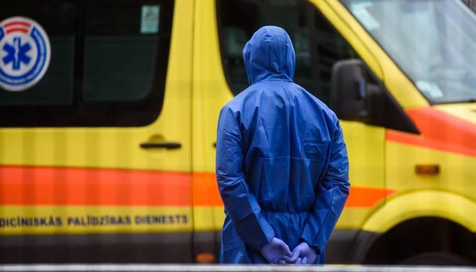 Covid-19: Latvijā atklāti 773 jauni inficēšanās gadījumi, bet 12 sasirgušie miruši