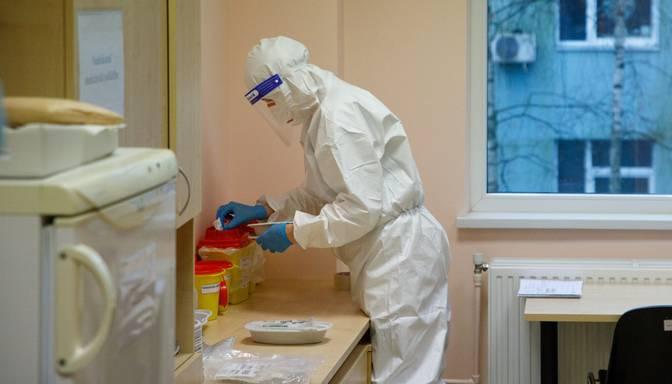 Pozitīvo Covid-19 gadījumu īpatsvars pret testētajiem sarucis līdz 6,3%