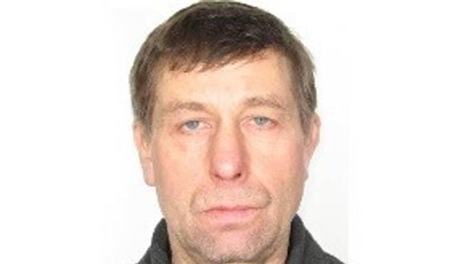 Policija meklē pazudušu vīrieti