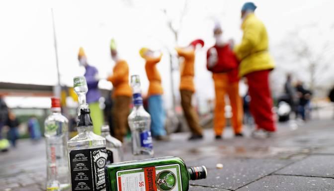 Ķelnē karnevāla laikā tiks noteikts daļējs alkohola aizliegums