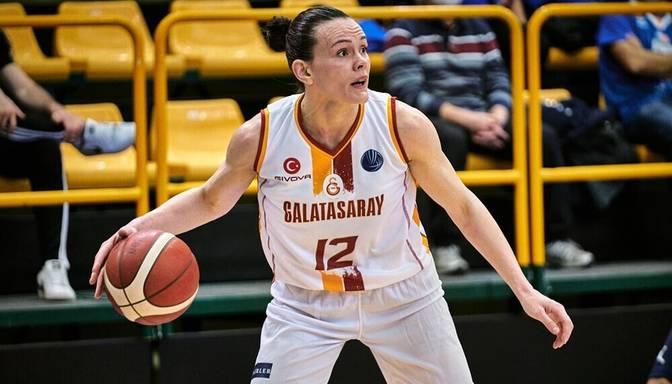 "Šteinberga ieved ""Galatasaray"" Turcijas čempionāta finālā"