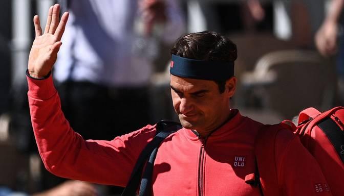"Lai pasargātu savus ceļus, titulētais Federers izstājas no ""French Open"""