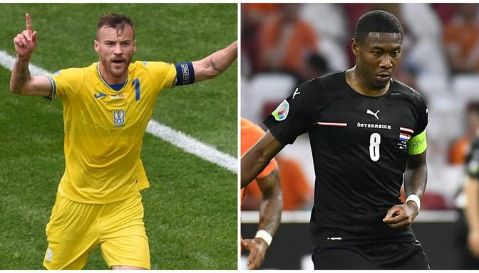TEKSTA VIDEO TIEŠRAIDE: EURO 2020. UKRAINA – AUSTRIJA