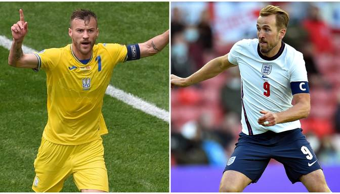 TEKSTA VIDEO TIEŠRAIDE: EURO 2020. UKRAINA – ANGLIJA