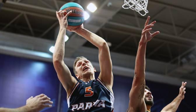 """Mejera pārstāvētā """"Parma"""" nesasniedz FIBA Čempionu līgas pamatturnīru"""