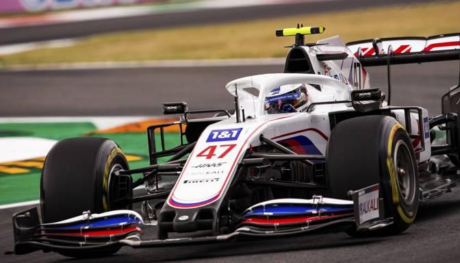 """F1 komandā """"Haas"""" arī nākamsezon startēs Mazepins un Šūmahers"""