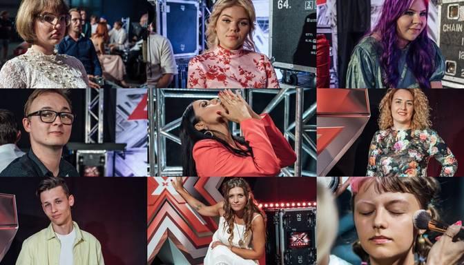 """Ar ko pārsteigs """"X Faktora"""" otrā TV atlase? Iepazīsti dalībniekus!"""