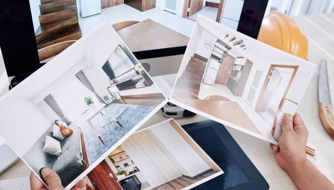 Kā efektīvi izplānot istabas remontu?