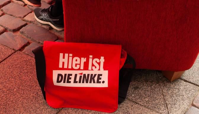 """""""Die Linke"""" atzīst smago sakāvi Bundestāga vēlēšanās"""