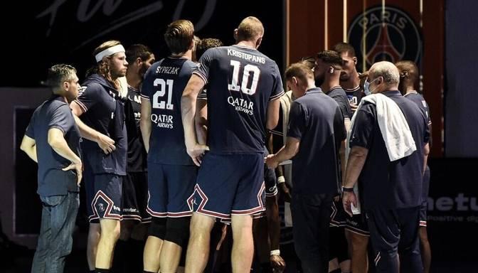 Krištopāns EHF Čempionu līgas sezonu sāk ar zaudējumu