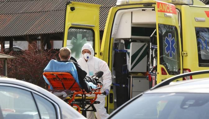 Vakar Latvijas slimnīcās ievietoti vēl 47 Covid-19 pacienti